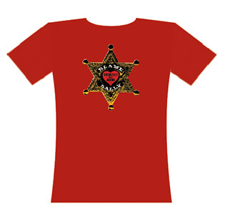 Men's Red Badge Tee